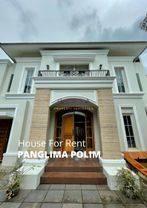 Rumah Bagus Siap Huni Jl. Panglima Polim Kebayoran Baru Jakarta Selatan