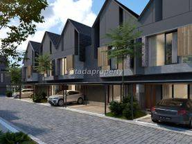 Townhouse Baru di Bambu Apus, Jakarta Timur
