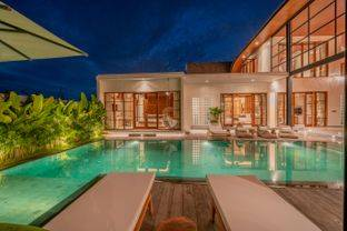 FOUR BEDROOMS VILLA IN BERAWA WITH PRICE USD 490,000