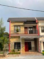 Kaisar Ciseeng rumah 2 lantai cocok untuk millenial dan invest