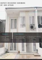 Rumah 2 Lantai Paling Murah dan Strategis Dekat Stasiun dan Pintu Toll Bintaro.33