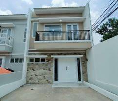 rumah murah cantik minimalis cluster asri deket pintu tol Cibubur/mall Cijantung