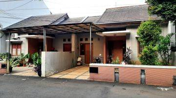 Rumah Cluster 1 Lantai Tanah Luas Dekat AEON Mall TB Simatupang