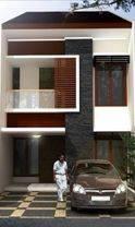 Rumah baru minimalis 2 lt Melati Mas