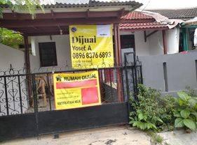 Rumah  di Baranangsiang Indah Blok E | Bogor Timur