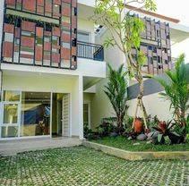 Rumah style villa Jimbaran bawah