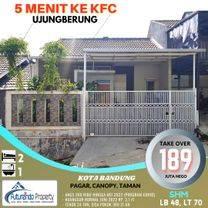 Rumah Over Kredit Murah Ujung Berung kota Bandung
