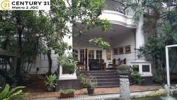 Rumah mewah megah di Kebayoran Lama Jakarta Selatan