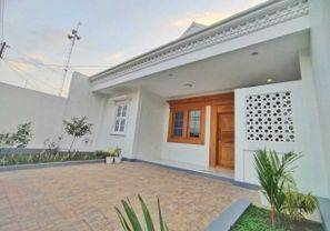 Rumah Baru Dalam Kodya Jogja Dekat Malioboro