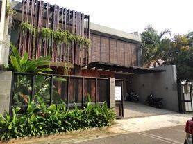 Private Pool diRooftop,Solar PaneL dan Listrik Cipete Jakarta Selatan
