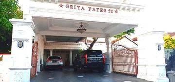 Rumah Mewah Istimewa Tengah kota Jogja,dkt Keraton Jogja