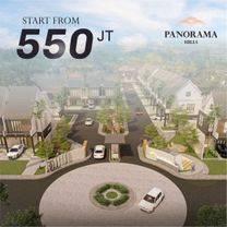 New Launching Rumah Panorama Hills Residence 2 Lantai 550 Juta  Batam Centre