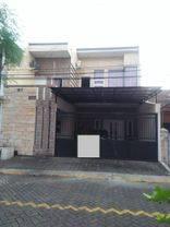 Rumah Barata Jaya Surabaya Minimalis 2 Lt Row Jalan Lebar