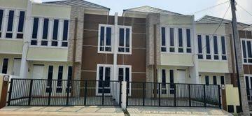 Rumah dijual 2 lantai dp 5% dekat dengan mall aeon sentul