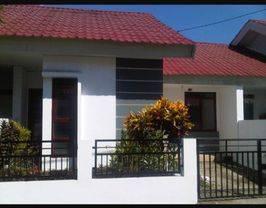 Rumah TYpe 70/105 Full bangunan Antang perbatasan makassar