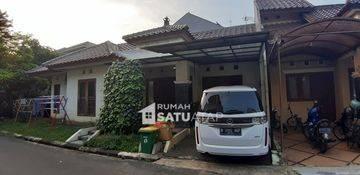 Rumah 1 Lantai dalam Cluster dekat Pintu Tol Andara - RSA062107