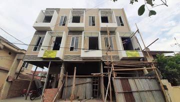Rumah Baru Siap Huni Lokasi strategis di Duri Kepa(DK64A)