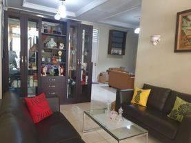 Rumah semi furnish dilokasi exclusive- Timur