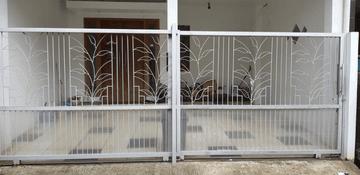 Rumah 2 lantai di Villa Dago Pamulang, Siap Huni, Lt 78 Lb 130m2, 3 KT KM, Lingkungan Asri dan Nyaman, Tangerang Selatan