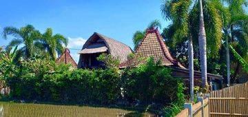 Villa lumbung Karangasem bali