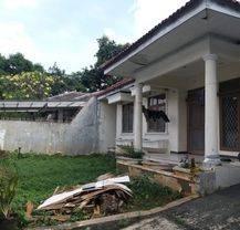Rumah Tua Hitung Tanah di Kemang Dalam Jakarta Selatan