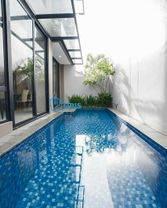 Cipete - Gaharu, Modern Tropical Townhouse