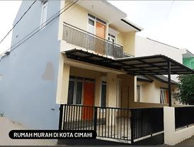 Rumah Siap huni Terawat 4Kamar Cash Nego di Citereup Pesantren Ciawitali Kota Cimahi