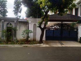 Rumah Asri 2 Lantai Jl Taman Radio Dalam Kebayoran Baru Jakarta Selatan Murah Bwh Pasar