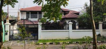 Rumah Lama 2 Lantai Cluster Menteng Bintaro Tanggerang Murah Hit Tanah