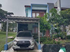 Rumah Asri 2 Lantai, Cluster My Home Lippo Cikarang Jawa Barat