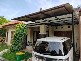 Rumah Townhouse Nirvana Residence,Pangkalan Jati bisa di KPR