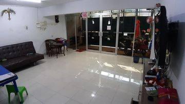CHANDRA*rumah 2.5 lantai uk 5x17m lokasi strategis di jelambar