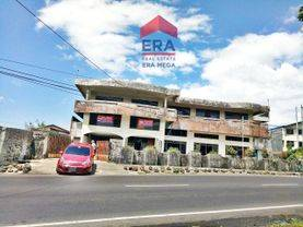 Bangunan di Jl. Raya Winangun Manado Berada di Kawasan Dealer Ternama Daerah Strategis