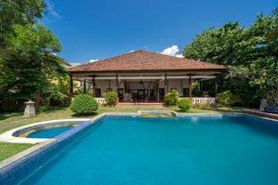 Villa Mewah view Pantai di Amed