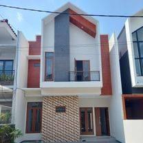 Rumah baru modern di Lebak bulus dkt MRT