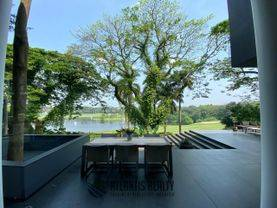 Rumah Super Mewah Bukit Golf BSD City, Backyard Swiming Pool View Golf dan Danau , Full Furnish