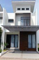 Rumah siap huni 2lt 6x15 90m Type 4+1 di Cluster Shinano JGC Jakarta Garden City Cakung