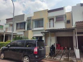 Disewa Rumah 2 lantai di cluster Cassia Jakarta Garden City