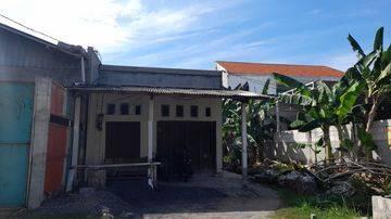Rumah Lama Hitung Tanah Gayungsari Barat Surabaya KT