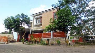 Rumah 2 Lantai Didalam perumahan pertamina Sleman Jogja