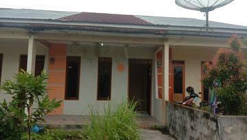 Rumah Minimalis Type 60 siap huni dijalan Adisucipto komplek hanura permai