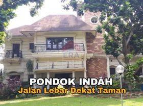Dijual Rumah Siap Huni   Di Pondok Indah Jakarta Selatan