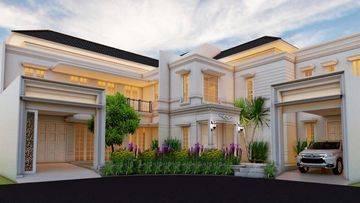 Rumah Mewah Brand New di Nusa Loka Bsd City