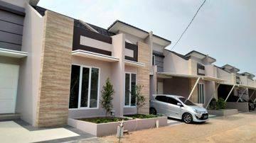 Rumah baru ready stok siap huni harga paling murah di tangerang selatan
