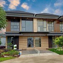 Rumah Keren, Minimalist Modern, Nuansa Resort di Serpong
