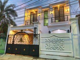 Rumah Baru Siap Huni Lingkungan tenang di Kemanggisan(K62)