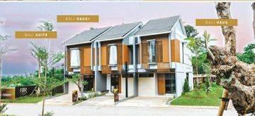 Rumah Nuansa Bali Dekat BSD