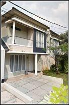 Rumah Siap Huni Semi Furnished Dalam Cluster, Dekat St Jurangmangu & Tol Pondok aren