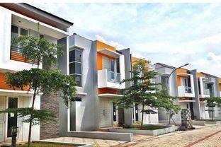 Rumah Siap Huni Dalam Cluster, 5 menit TOL Pondok Aren