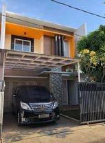 Rumah Bagus Minimalis Di Komplek Suad Kejaksaan Perbatasan Joglo Dan Tangerang